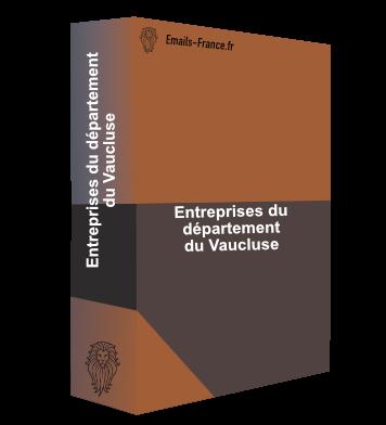 Emails des entreprises vaucluse emails for Code postal vaucluse