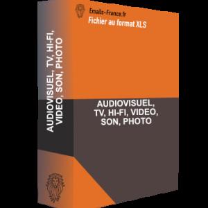 AUDIOVISUEL, TV, HI-FI, VIDEO, SON, PHOTO