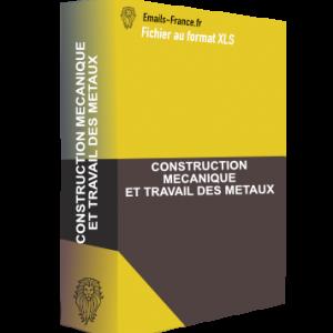 CONSTRUCTION MECANIQUE ET TRAVAIL DES METAUX