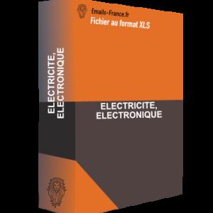 ELECTRICITE, ELECTRONIQUE