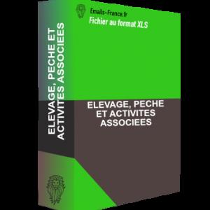 ELEVAGE, PECHE ET ACTIVITES ASSOCIEES