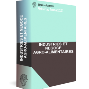 INDUSTRIES ET NEGOCE AGRO-ALIMENTAIRES