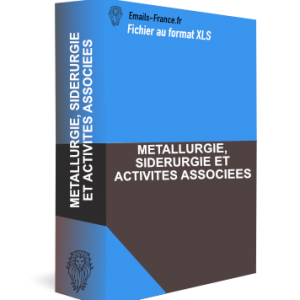 METALLURGY, SIDERURGIE ET ACTIVITES ASSOCIEES