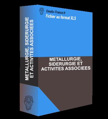 METALLURGY, SIDERURGIE ET ACTIVITES ASSOCIEES