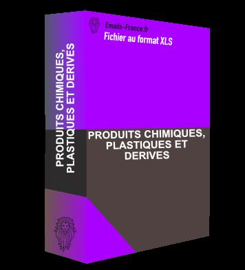 PRODUITS CHIMIQUES, PLASTIQUES ET DERIVES