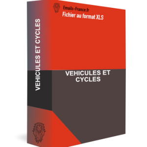 VEHICULES ET CYCLES